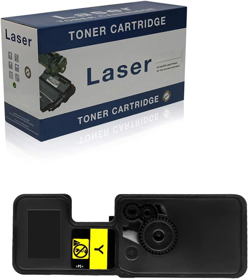 Compatible Toner Cartridges Replacement for Kyocera TK-5323 TK-5233 for Use with Kyocera ECOSYS P5018CDN Printer,(High Capacity:4000 Pages),Yellow