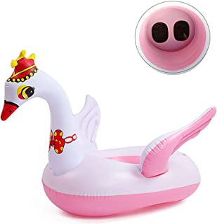 N/E Baby Pool Float for Infants, 2020 Upgrade Safety Approved Toddler Pool Floats for The Age of 3-72 Months Swimways Spri...