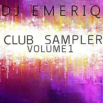 Club Sampler, Vol. 1