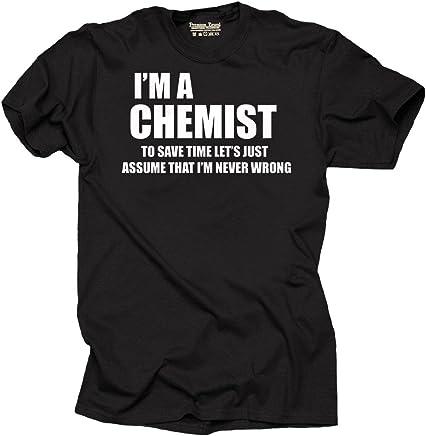 9739ea3fa Chemist Funny Chemistry T-shirt