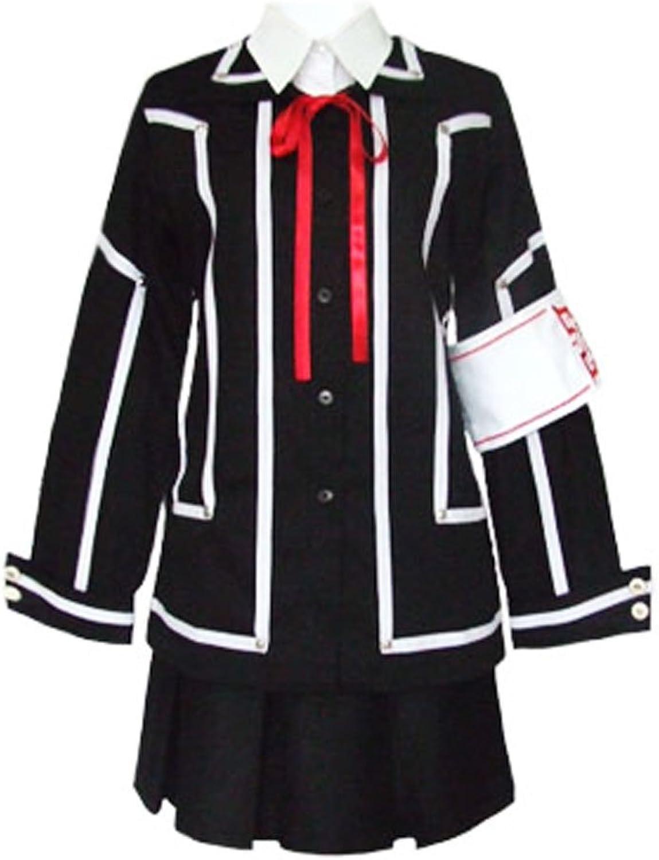 Vampire Knight Yuki Day Class Uniform Cosplay Kostüm Japanische Schuluniform Baumwolle M B00O0K7568 Überlegene Qualität  | Nutzen Sie Materialien voll aus