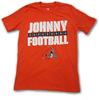 Outerstuff Johnny Football Manziel Cleveland Browns Youth T-Shirt