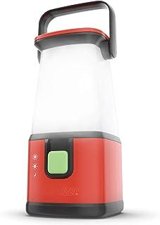 Energizer LED Camping Lantern Flashlight, 650 Hour Run-Time, 500 Lumens, IPX4 Water Resistant, Battery Powered LED Lantern...