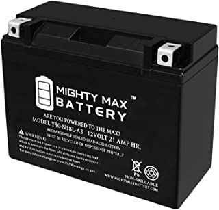 Mighty Max Battery Y50-N18L-A3 Battery for Arctic CAT Sabercat 600, 700 All CC 2004-2006 Brand Product