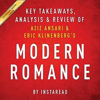 Modern Romance, by Aziz Ansari and Eric Klinenberg cover art