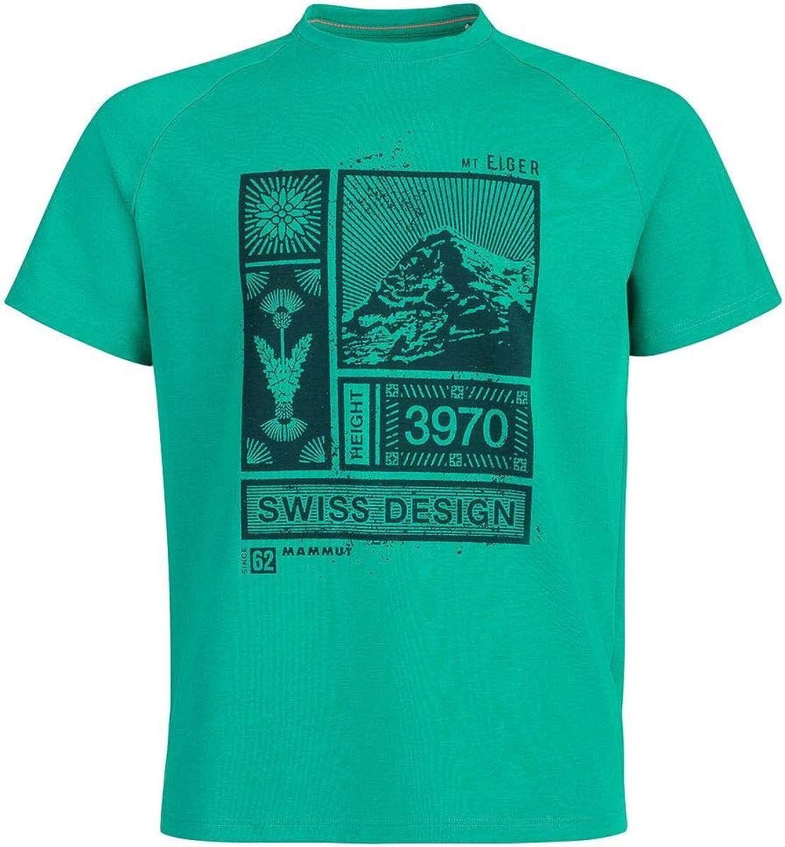JIEHONGH Landscape and Mountain B8-19 Womens T-Shirt