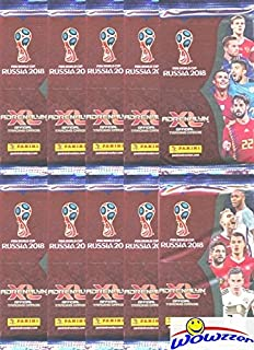 world cup cards 2018