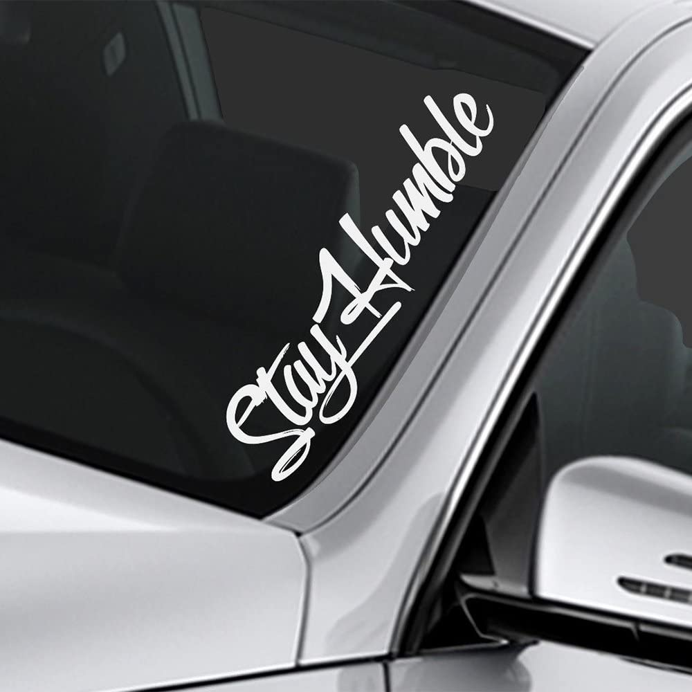 MountainValleyClimber Stay High material Humble Sticker Drift shipfree JDM Large Funny