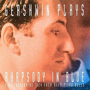 Gershwin Plays Rhapsody in Blue