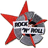 20 Vintage Rockabilly Music Band Logo Patchs