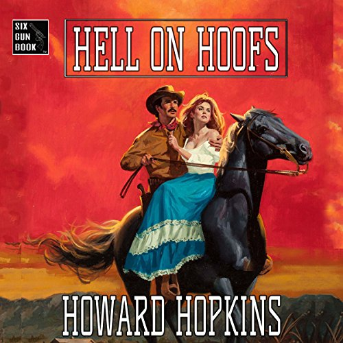 Hell on Hoofs audiobook cover art