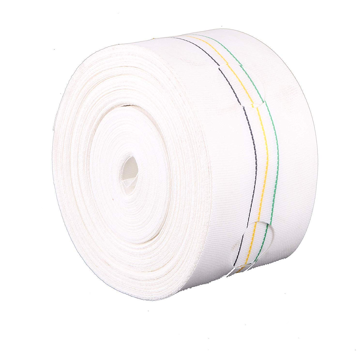 Buy Soni Homedecor White Fabric Heavy Curtain Tape For Rings With Eyelet Hole For 4 Inch Hook For 20 Curtains 25m Online At Low Prices In India Amazon In