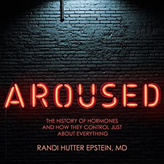 Aroused audiobook cover art