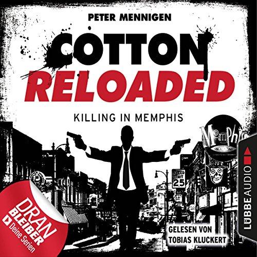 Killing in Memphis audiobook cover art