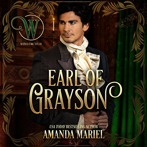 Earl of Grayson audiobook cover art