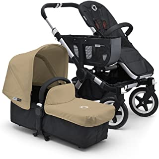 Bugaboo Donkey Tailored Fabric Set, Sand (Discontinued by Manufacturer)