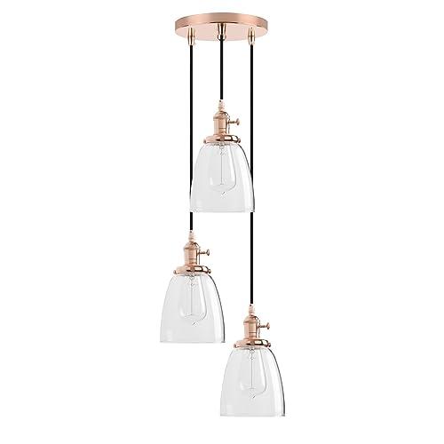 Copper Ceiling Lights Amazon Co Uk