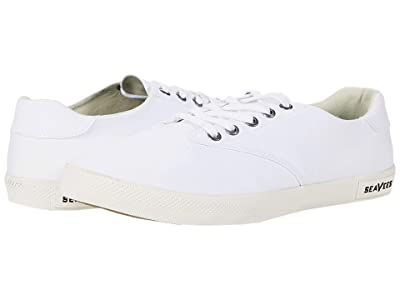 SeaVees Palm AVE Plimsoll (Bleach) Women