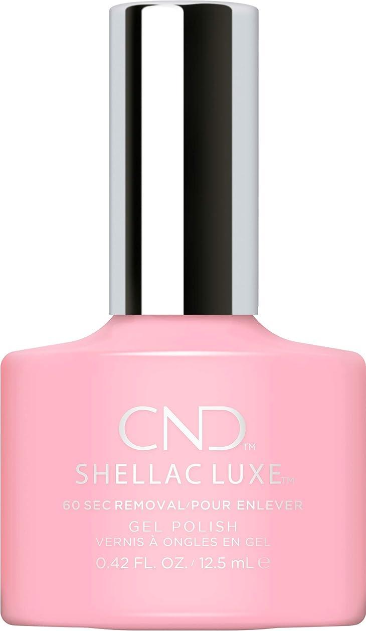 意見サイレン召集するCND Shellac Luxe - Be Demure - 12.5 ml / 0.42 oz