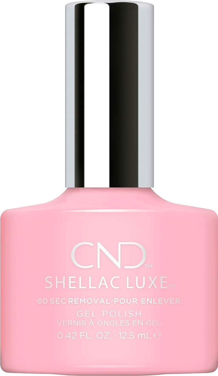 動詞ポケットフィールドCND Shellac Luxe - Be Demure - 12.5 ml / 0.42 oz