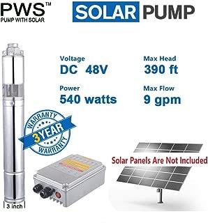 Best 12 volt solar pump kit Reviews