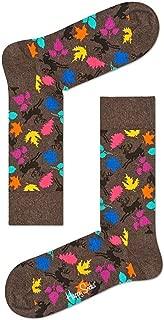 Happy Socks Unisex Deer Crew Socks (One Pair)