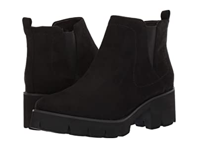 Seychelles BC Footwear by Seychelles Fight For Your Right (Black Suede) Women