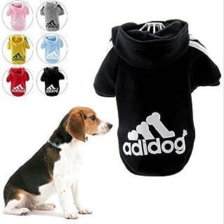 Pet Puppy Cute Cotton Warm Hoodies T-Shirt, Taglia S KayMayn Adidog Cane Felpe Cotone Dog Hoodies Vestiti 9XL e Ampia Scelta di Colori