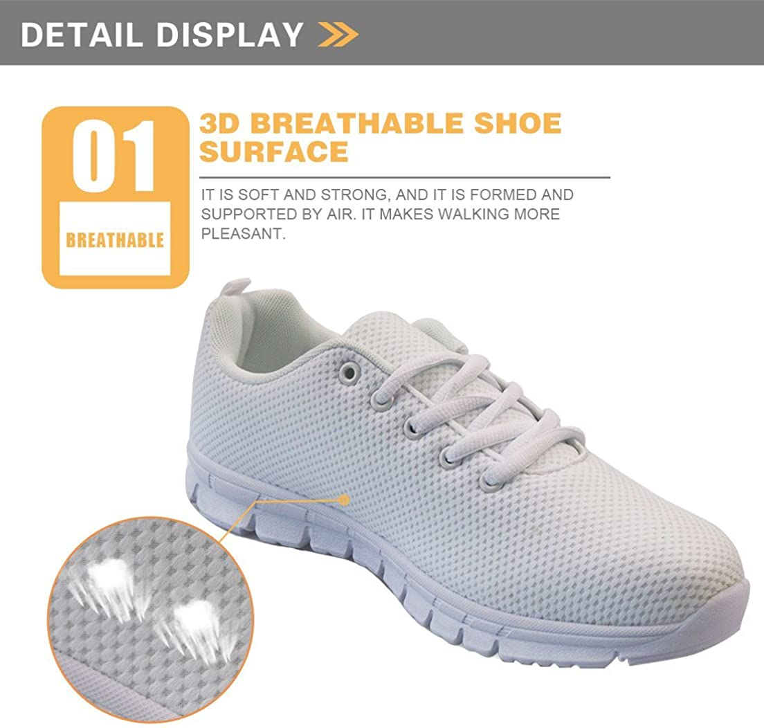 Owaheson Cape Verde Flag Unisex Adult Running Lightweight Breathable Casual Sports Shoes Fashion Sneakers Walking Shoes