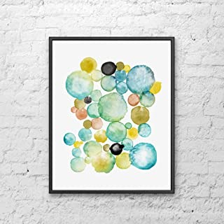 Best abstract art with dots Reviews