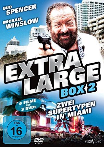 Zwei Supertypen in Miami: Box 2 (3 DVDs)