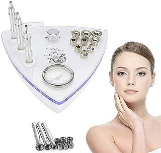 DLL Vacuüm diamant microdermabrasie schoonheid machine zuig gezicht schil dermabrasie massage machine met olie spray water...