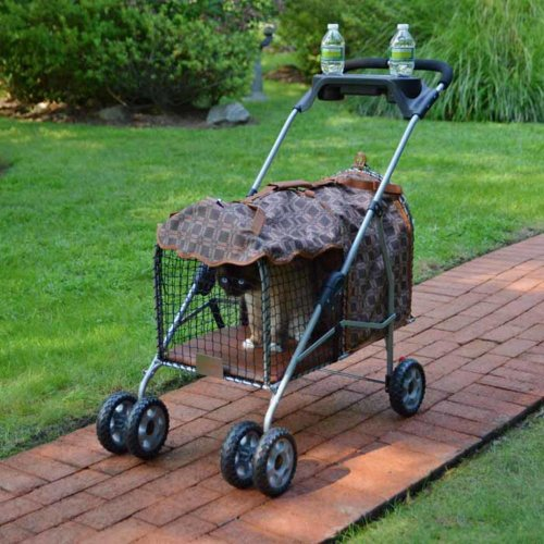 Kittywalk Royal Classic Pet Stroller
