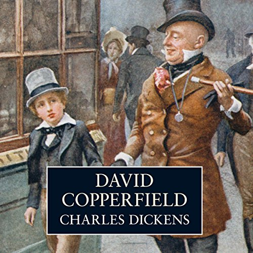 David Copperfield  Audiolibri