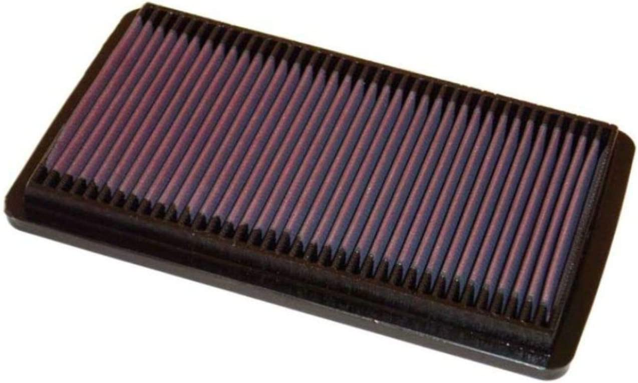KN Engine Air Max 85% OFF Filter: High Washable Premium Max 54% OFF Repl Performance