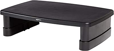 Best adjustable computer risers for desk