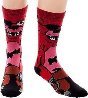 Five Nights at Freddy's Foxy 360 Crew Socks