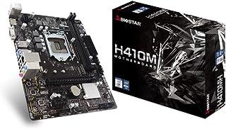 BIOSTAR 第10世代 Intel CPU対応 H410 チップ搭載 micro-ATXマザー [ H410MH ]