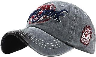 comprar comparacion Gorra de Béisbol con Algodón - Uribaky Unisex Sombrero para Hombre y Mujere - al Aire Libre Sombrero de Gorros de Sol para...