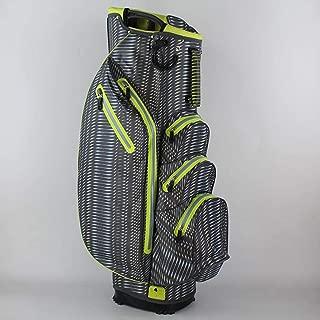 Golf Bag, Lightweight and Portable, 100% Waterproof, Green happyL