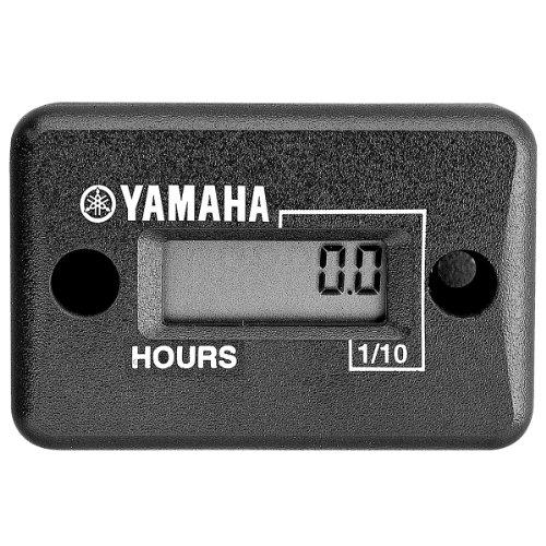 Yamaha ENG-METER-4C-01 Hour/Tach Deluxe Engine Meter