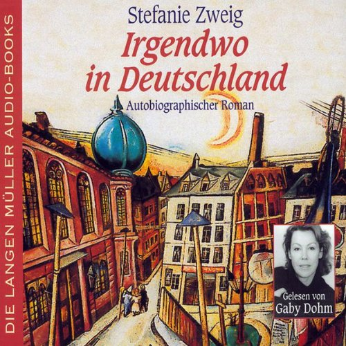 Irgendwo in Deutschland audiobook cover art