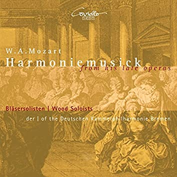 Mozart: Harmoniemusik from His Late Operas (Arr. for Winds)