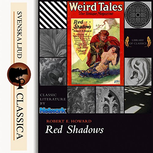Red Shadows cover art