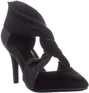 Taelyn Dress Heels, Black/Charcoal, 8 US