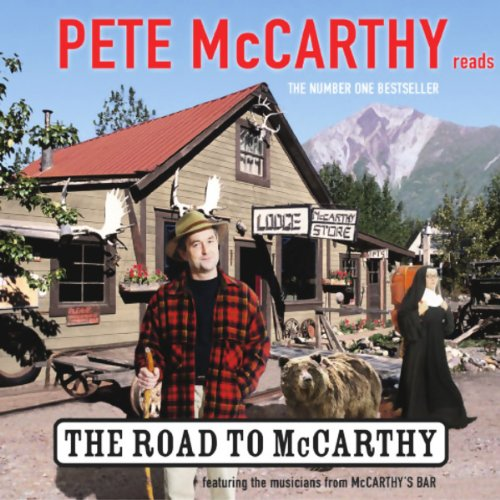 The Road to McCarthy audiobook cover art