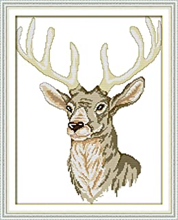 Best deer head cross stitch pattern Reviews