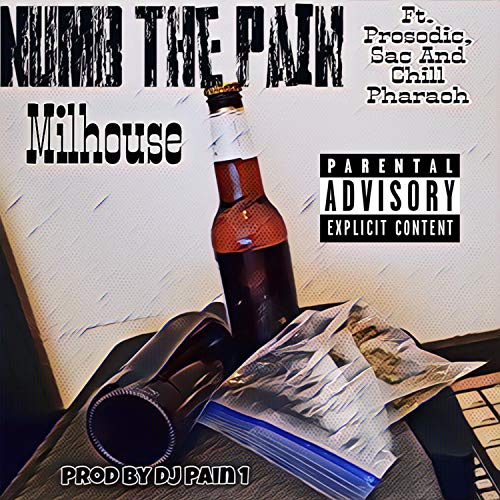 Numb the Pain (feat. Prosodic, Sac & Chill Pharaoh) [Explicit]
