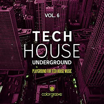 Tech House Underground, Vol. 6 (Playground For Tech House Music)