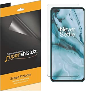 (6 Pack) Supershieldz for OnePlus Nord Screen Protector, Anti Glare and Anti Fingerprint (Matte) Shield